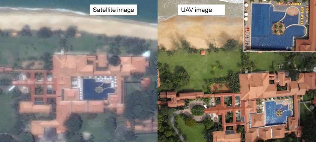 Unmanned Aerial Mapping Services - Uav aerial mapping